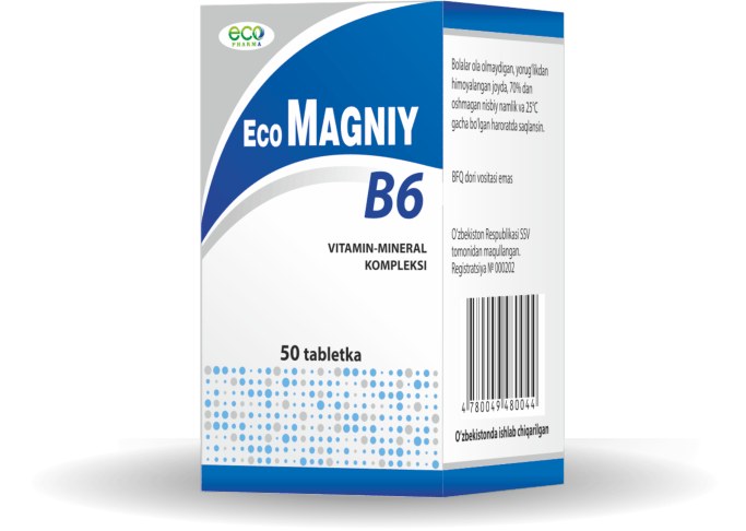 Read more about the article Эко Магний В6